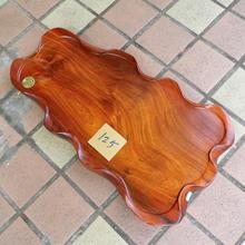 Wholesale Vietnam Redwood crafts Myanmar rosewood tea tray wood block coffee table tea table tea sea