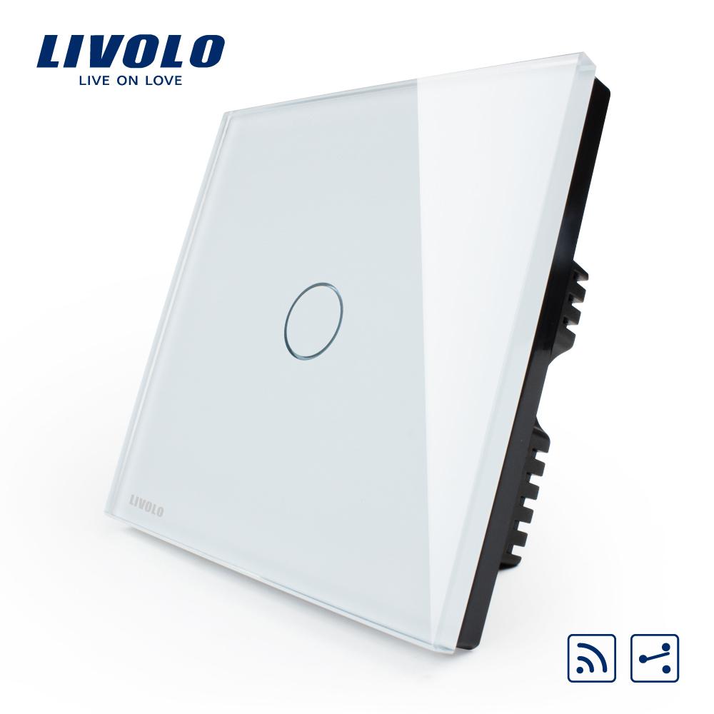 Manufactuer, Remote Switch, Ivory White Crystal Glass Panel, VL-C301SR-61,2-Way 220V Wireless Home Light Switch UK standard<br><br>Aliexpress