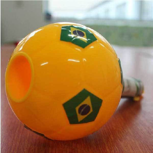 Caymandi 2014 World Cup Squeaky Hammer With Whistle Cheer Props(China (Mainland))