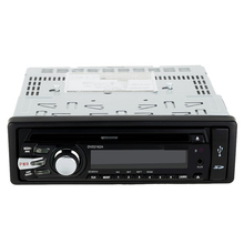 Car MP3 CD Receiver Stereo Aux FM Audio Player USB SD Slot Detachable Panel DVD/DIVX/MPEG4/VCD/WMA/CD/CD-R/RW(China (Mainland))