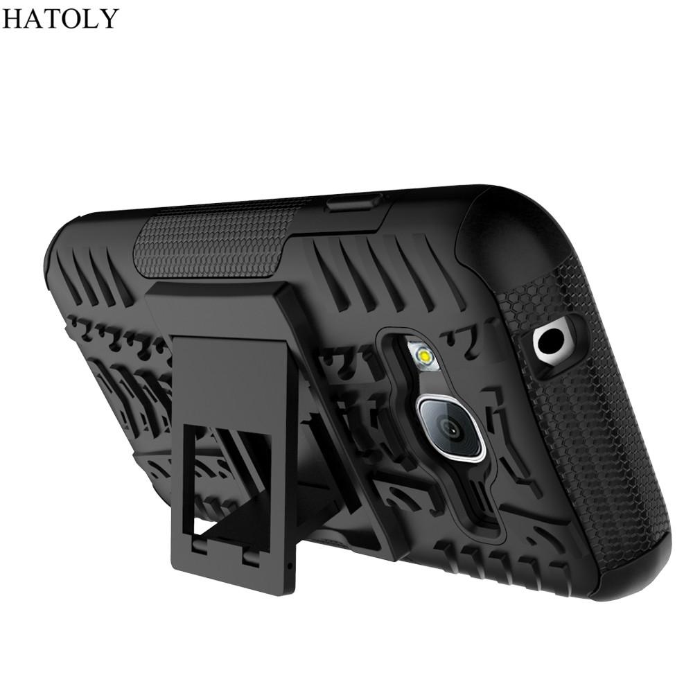 HATOLY чехол для samsung Galaxy J1 Mini Prime 2017 J106 армированный силиконовый Жесткий пластиковый aeProduct.getSubject()