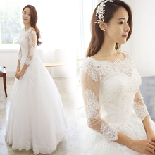 HOT Angle lace flowers Organza pretty princess summer party beautiful wedding dress dresses for women girl