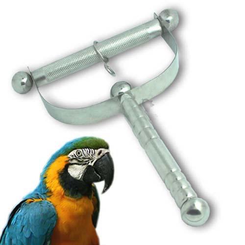 Online kaufen großhandel stainless steel parrot cage aus