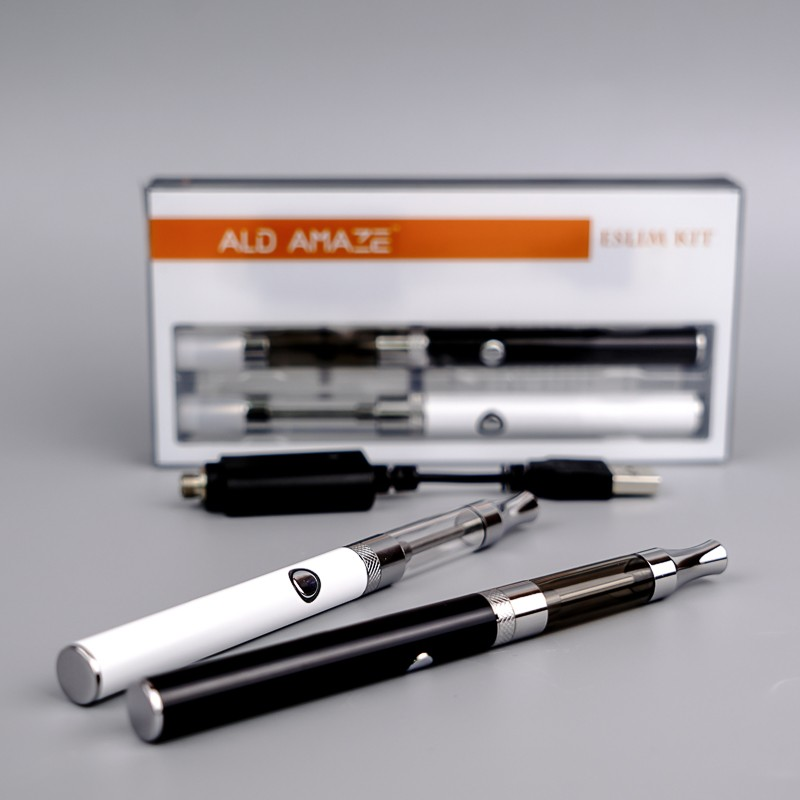 ALD Amaze EGO CE4 Atomizer Electronic Cigarette 650mah eGo Double E-cigarette kits in Gift pack Battery Atomizers