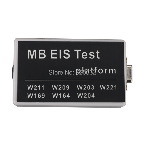 2016 new arrival MB EIS Test Platform auto car key programmer Fast check EIS and key working protecting EIS power(China (Mainland))