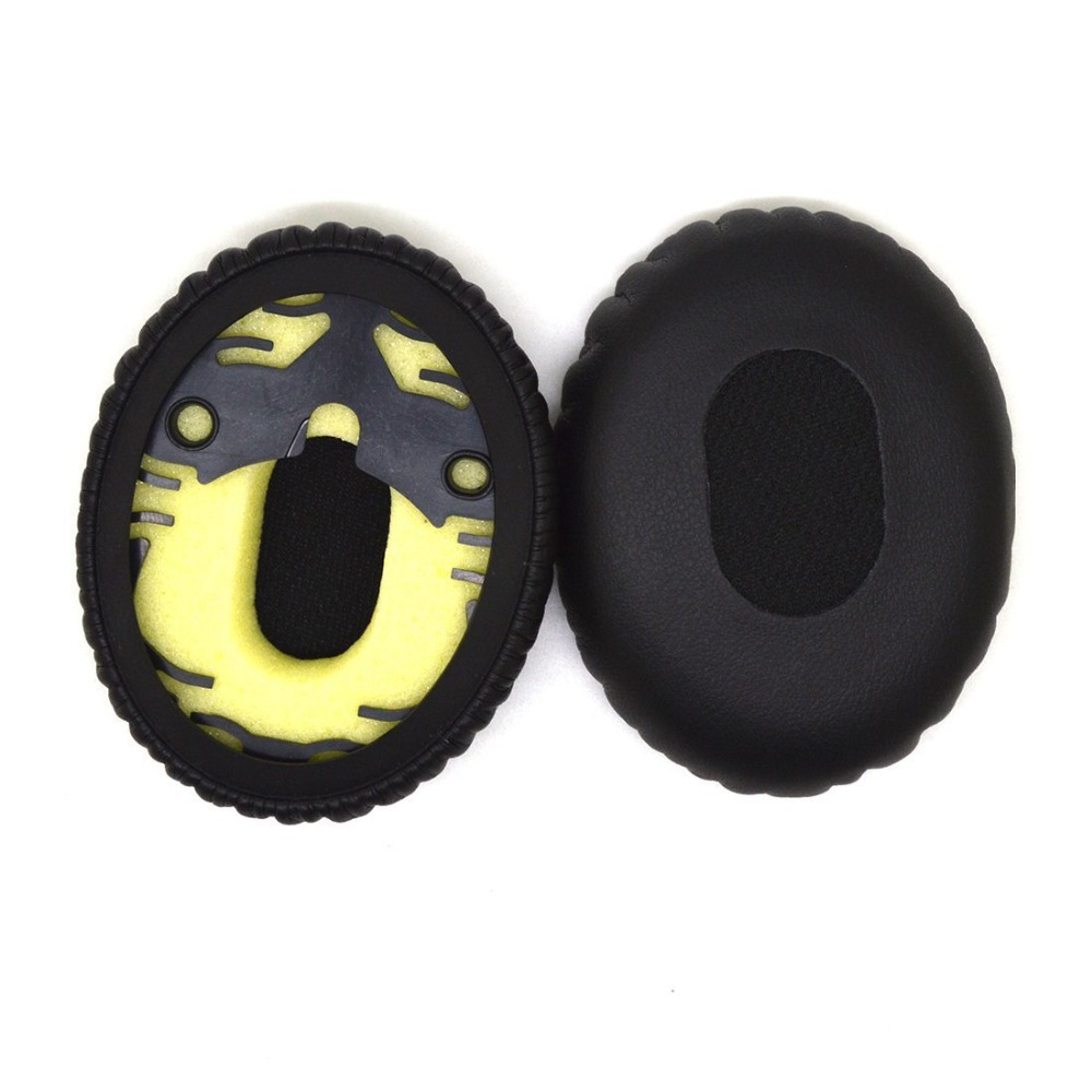 2015 New Arrival Hot Selling Replacement Earpad ear pad Cushions For Bose QC3 & ON EAR OE Headphone Free Shipping(China (Mainland))