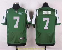 Men's free shiping A+++ quality New York Jets #7 Geno Smith Elite camouflage(China (Mainland))