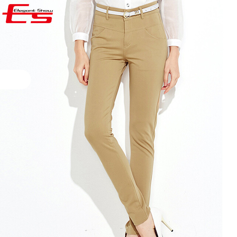Womens Khaki Pants Tall Promotion-Shop for Promotional Womens ...