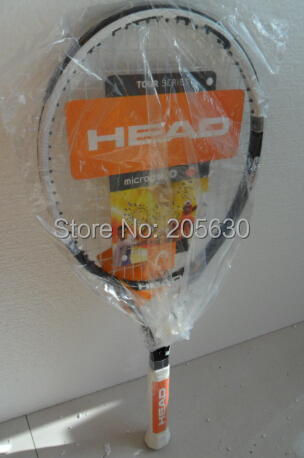 free shipping brand new 100% carbonic tennis rackets Head YouTek IG Speed MP300 rackets sport colour yellow(China (Mainland))