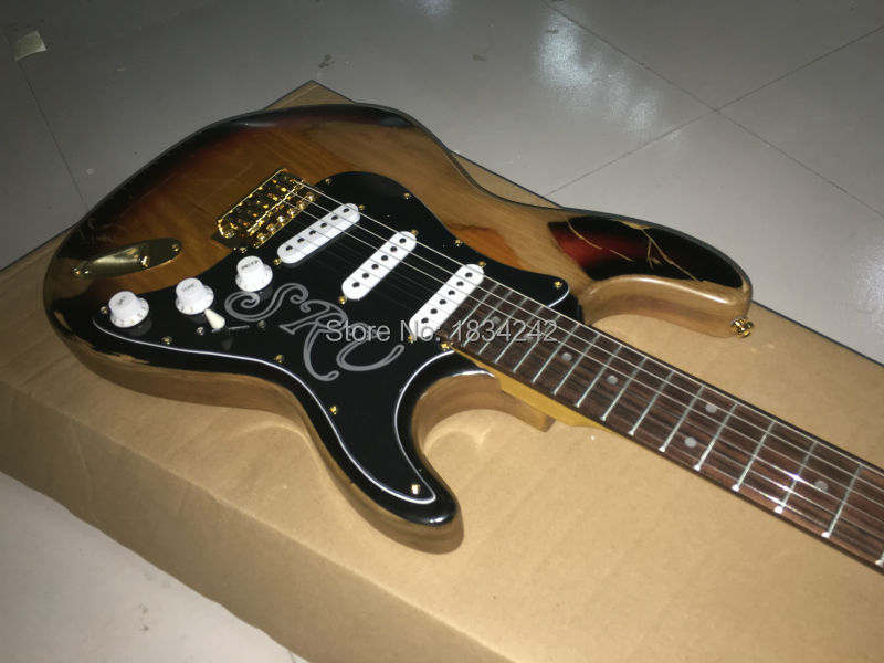 best guitar china custom shop Vintage guitar model old Direct Manufacturer electric guitar free shipping you can custom-made(China (Mainland))