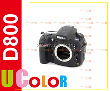 Original New Nikon D800 36.3 MP DSLR Camera Body(Hong Kong)