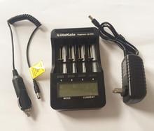 Liitokala lii-500 LCD 3.7V/1.2V AA/AAA 18650/26650/16340/14500/10440/18500 Battery Charger screen+ lii500 5V1A - LaoGou store