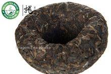 Xiaguan Purple Clouds Tuo Cha Puer Tea 2012 Raw 100g