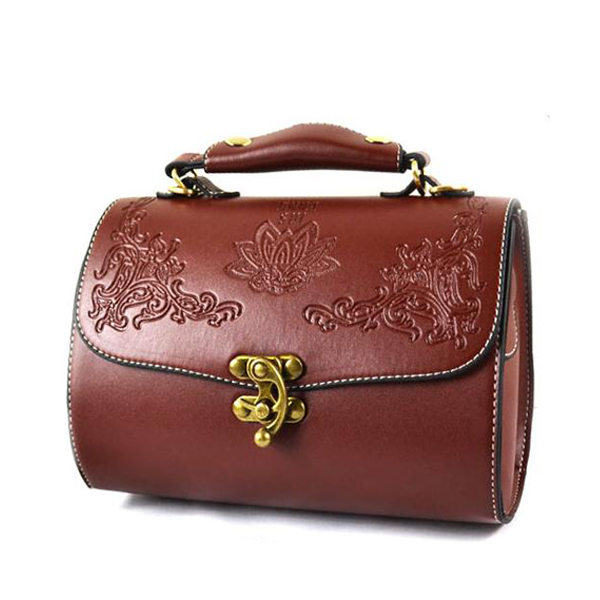 2015 new Promotions PU shoulder handbags Carved fashion styling packet British retro small messenger bag Free Shipping Z4(China (Mainland))