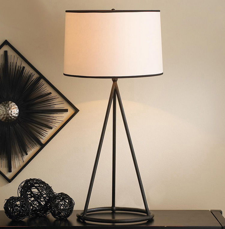 Modern Loft Vintage America Country Lustre Fabric Glass Edison Table Lamp Industrial Study Bedside Reading Home Decor Lighting<br><br>Aliexpress