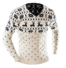 2016 high quality new  autumn and winter fashion men's sweater pullover sweater men's casual clothing brand(China (Mainland))