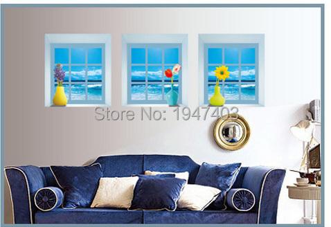 Romantic Marine Style Windowsill Vase 3d Simulation Home Decorators Catalog Best Ideas of Home Decor and Design [homedecoratorscatalog.us]