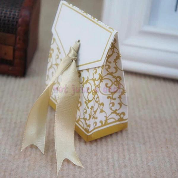 10pcs Hot Sell Wedding Candy Box Wedding Party Marriage Gift Favor Box(China (Mainland))