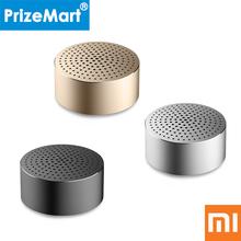 Original Xiaomi Speaker Bluetooth 4.0 Wireless Mini Speaker Portable Stereo Handsfree Music Square Box Mi Speaker 2016 V2 Audio