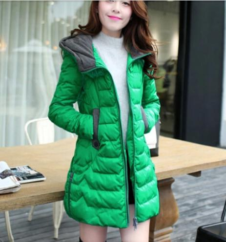 Woman clothes thick warm padded winter jacket down coat plus size women coat long sections overcoat fashion casual parkas DM965Одежда и ак�е��уары<br><br><br>Aliexpress