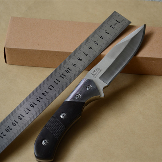 New Oem Full Tang Fixed Hunting Knife, Outdoor Camping Survival Knives,Tactical knife(China (Mainland))