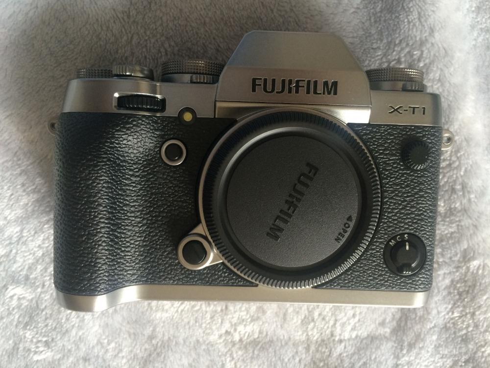 Brand New Unused Fuji Camera Fujifilm X-T1 Graphite Silver Edition Mirrorless XT1 Original Fujifim Digital Camera(China (Mainland))