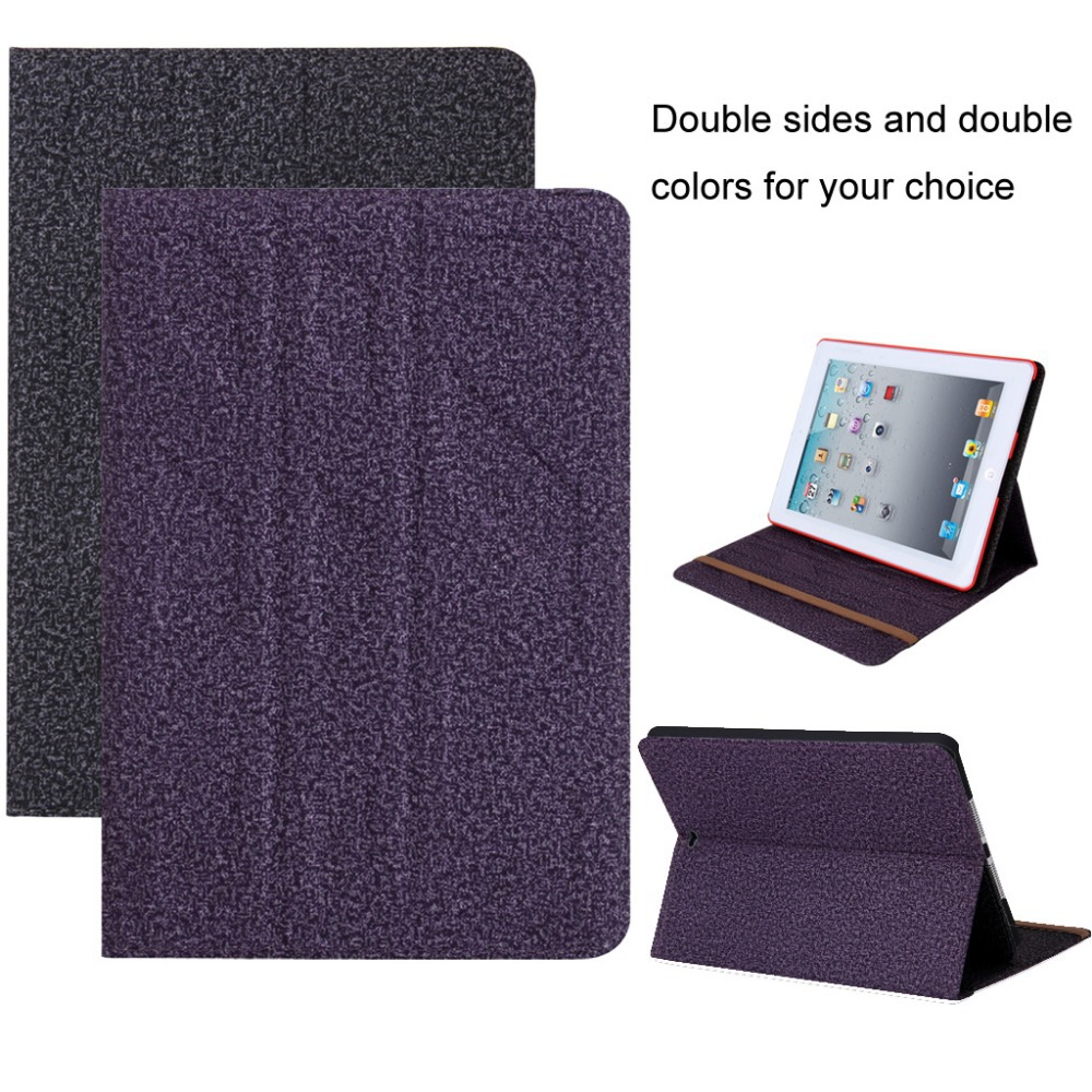 Soft Cloth Protective Case Cover For ipad 2/3/4 Fashionable Design(China (Mainland))