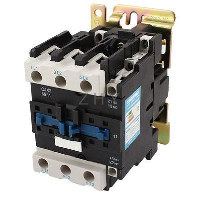 CJX2-6511 Ui 690V Ith 80A 3-Phase 6 Screw Terminals AC Power Contactor<br><br>Aliexpress