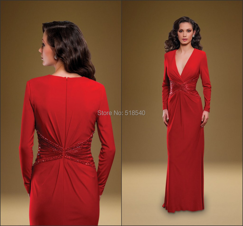 Red Mother of the Bride Dresses | Dress images