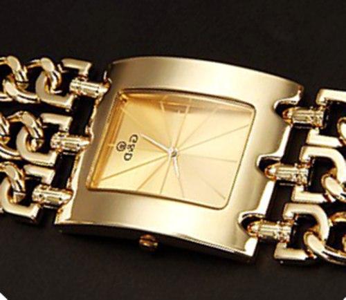 Brand G&D New 2015 Fashion Watch Luxury Brand Ladies Quartz Watch Wristwatch Women Dress Watches(China (Mainland))