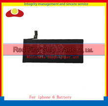 High Quality Replacement Battery For iphone 6 4.7 Battery 1810mAh Lithium Polymer +Tracking Number(China (Mainland))