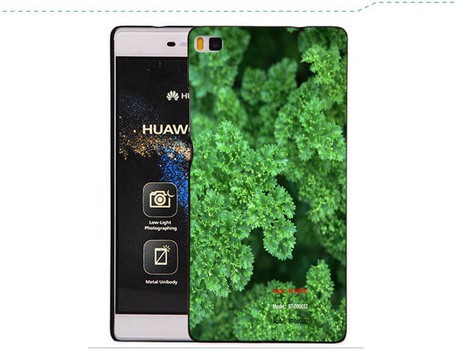 Plastic cover for Huawei P8 case Hard PC Skull painted phone bags cellphone back shell for huawei P8 Capa Celular(China (Mainland))