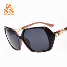 SCOBER Women's Elegant Polarized Film Coating Sunglasses & Box High Grade Design Brand Fanciest Lady's Outdoor Eyeglasses.SC10