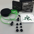 High Quality Razer Adaro In ear Earphone Strong Bass Gaming Headphone Headset No Microphone Noise isolation