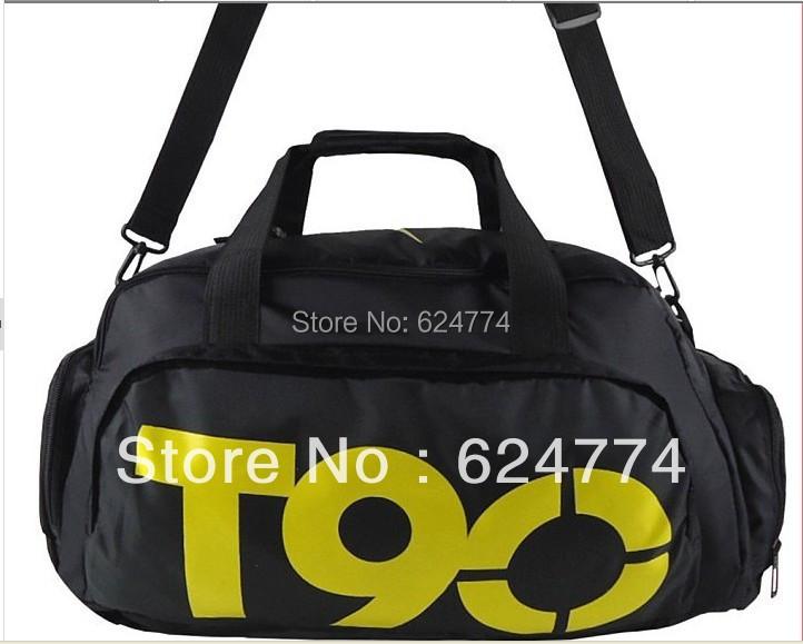 Free shipping!  2013 Fashion Multifunction Waterproof Men Duffle Travel Bags Backpack Women Sport duffle Bag Gym Bag T90