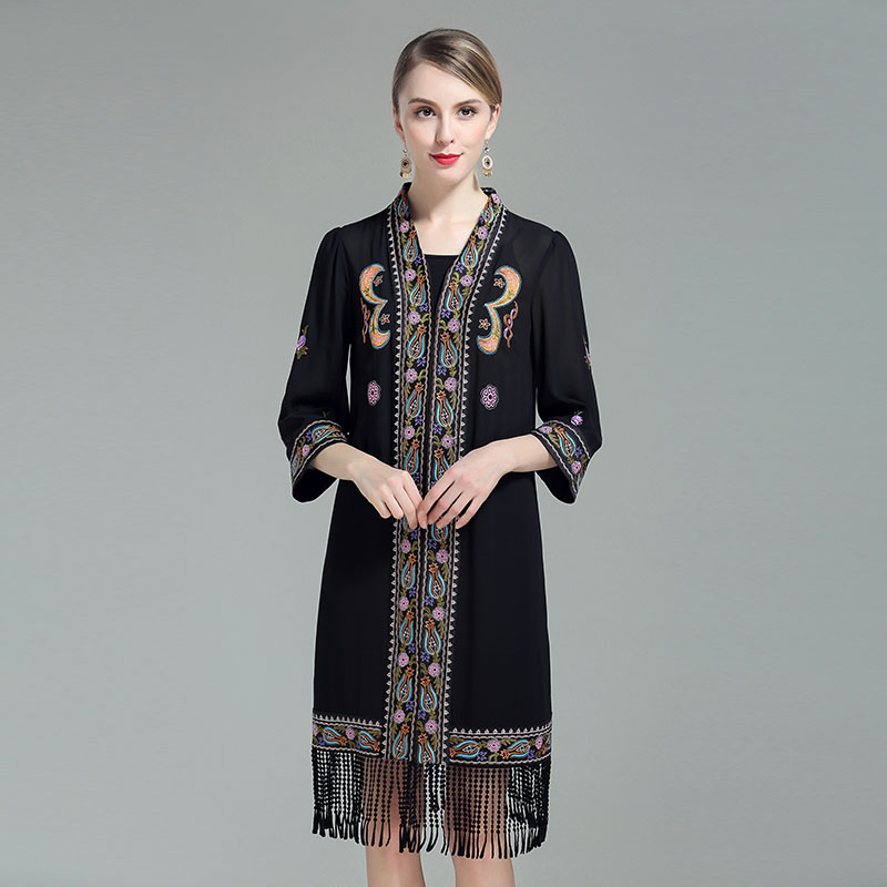 Long Ladies Black Dress Coat Promotion-Shop for Promotional Long