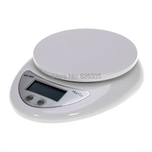 5kg x 1g Digital Scale LCD Electronic Steelyard Kitchen Scales Postal Food Balance Measuring Weight(China (Mainland))