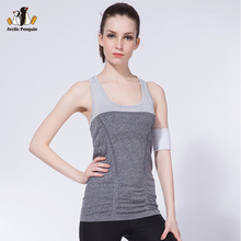 Buy AP Women Sports Vest Summer Dry Quick Loose Gym Tank Tops Fitness Sport Sleeveless Vest Singlet Running Vest Free for $8.99 in AliExpress store