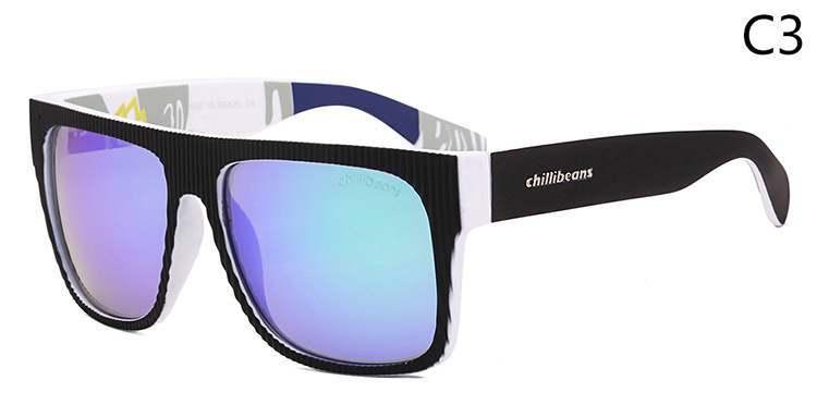 d97f28ea4f Wholesale Fashion Brand Road Bike Chilli Beans Sunglasses Men ...