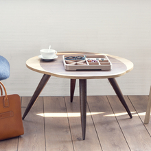 Журнальный стол из массива дерева китай