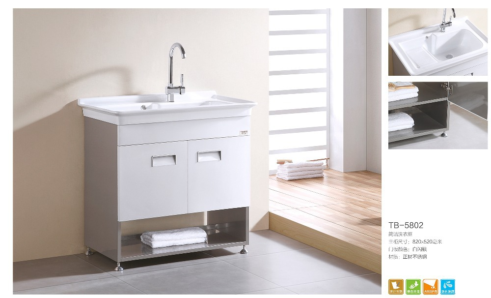 cabinet bathroom furniture new model wholesale in bathroom vanities