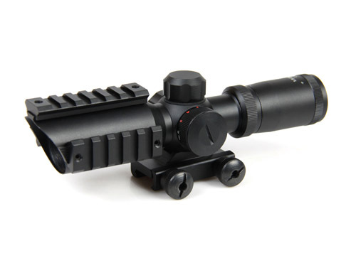 Фотография Tactical Compact CQB 1.5-5x32mm Scope For War Game Hunting Shooting CL1-0173