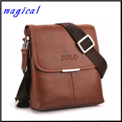 2015 new arrival mens messenger bag,hot selling classic design leather bag mens shoulder bags,brand men bag BN003(China (Mainland))