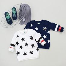 2016 Children Clothing Brand Autumn Boy Soldier Shirt Sweater Guangzhou Stitchg Children Clothing Free Shipping