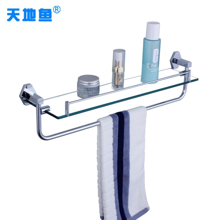 Fish copper bathroom shelf wall shelf hardware accessories(China (Mainland))