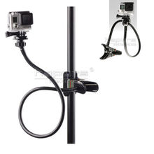 Adjustable 27″ Gooseneck Flex Clamp Clip Tripod Mount for GoPro Hero 1 2 3 3+ 4