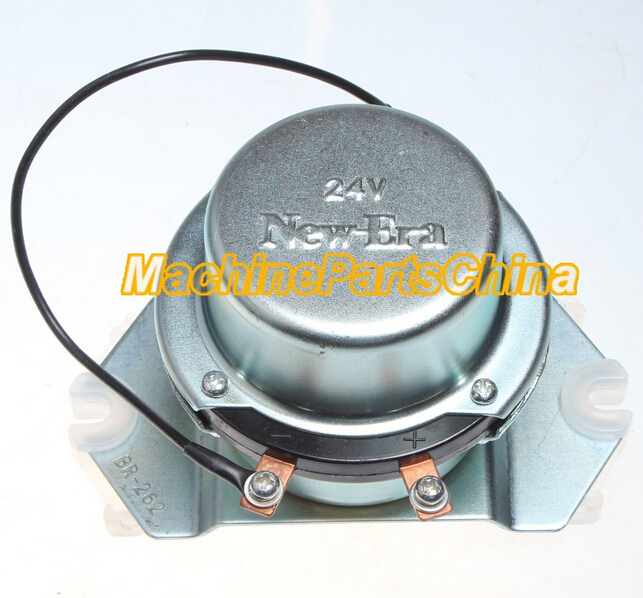 Battery Relay 4255762 BR266 24V For Excavator Forester ,free shipping <br><br>Aliexpress