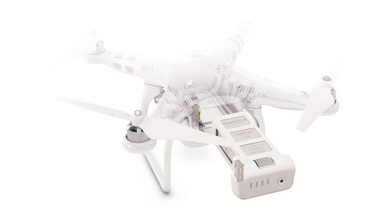 Original DJI Phantom 2 Quadcopter GPS Smart Drone with H3 3D Camera Gimbal RTF 2 4GHz