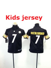 Kids youth Free fast shipping Best Quality Pittsburgh Steelers 32 Franco Harris 83 Heath Miller 84 Antonio Brown,camouflage(China (Mainland))