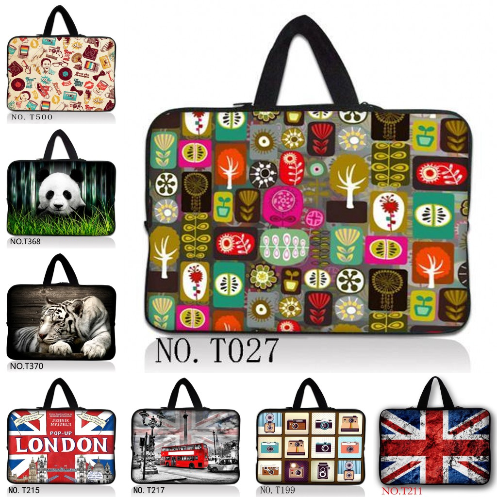 """17"""" 17.3"""" 17.4""""inch Laptop Carry Bag Sleeve Case + Hide Handle For Gateway HP Compaq ASUS DELL Samsung Thinkpad Acer(China (Mainland))"""